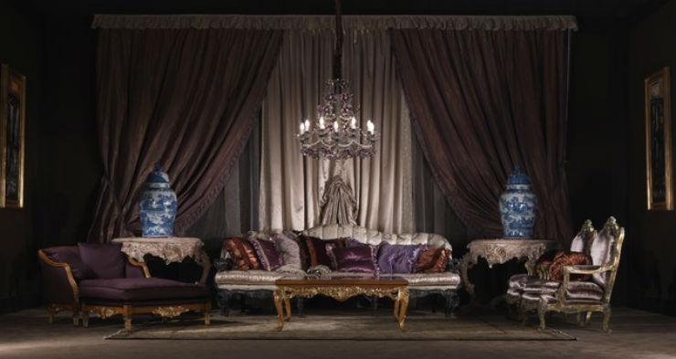 """""""Sala de estar Carnaval""""  Top salas com decoração inspirada no Carnaval eclectic living room"""