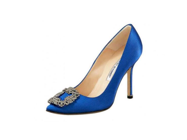 """Manolo da Carrie em Sexo e a Cidade""  Top 10 marcas de sapatos de luxo do mundo manolo"