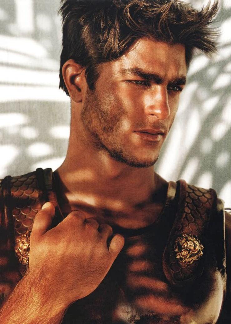"""""""modelo masculino brasileiro internacional Rafael Verga """"  Moda: 5 modelos masculinos que dariam namorados perfeitos rafael verga"""