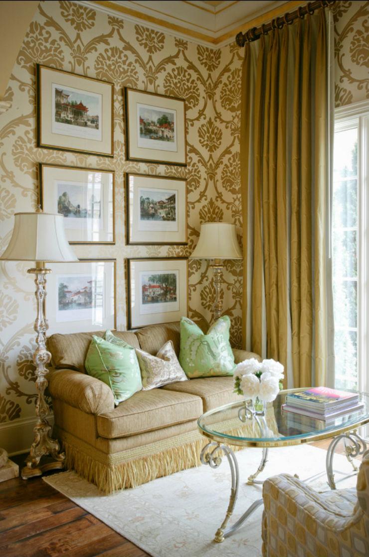 """sala de estar inspirada no Carnaval""  Top salas com decoração inspirada no Carnaval sala carnaval3"
