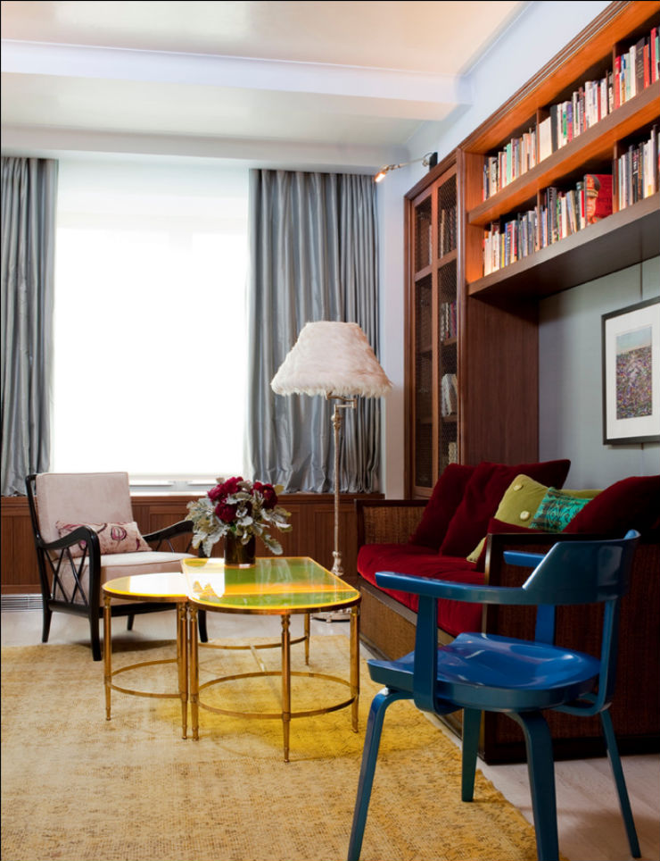 """sala de estar inspirada no Carnaval""  Top salas com decoração inspirada no Carnaval sala carnaval6"