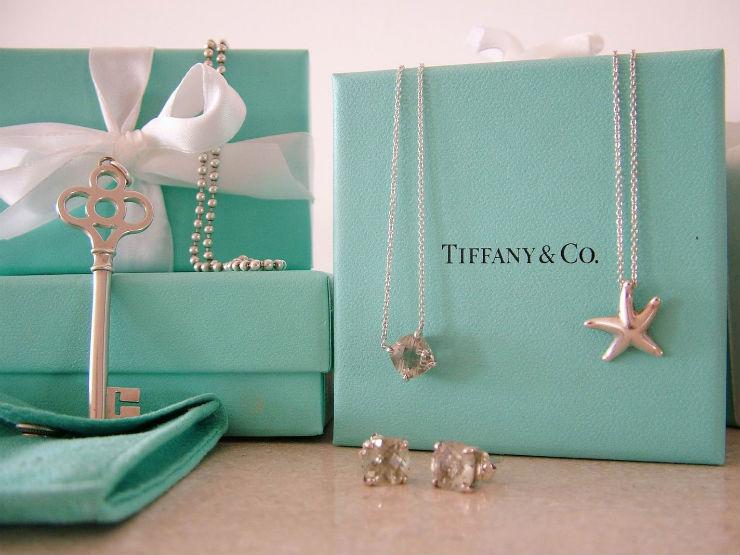 """""""Tiffany & Co. marca feminina de grife"""""""