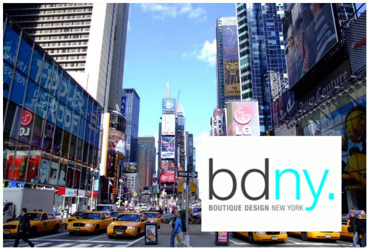 """""""Boutique Design Nova Iorque""""  5 Top Feiras e Shows de Decoração e Design no mundo BDNY"""