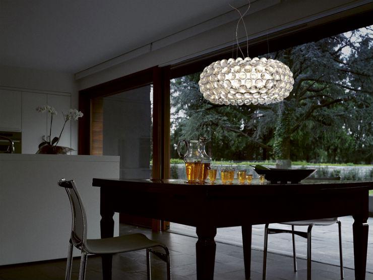 """""""Foscarini Luminária""""  5 Luminárias diferentes para a sua sala FOSCARINI   CABOCHE GRANDE SOS"""