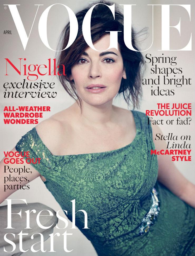 """""""ultima capa da Vogue UK""""  MODA: Vogue Festival 2014 ou o melhor da moda em Londres VogueUK"""