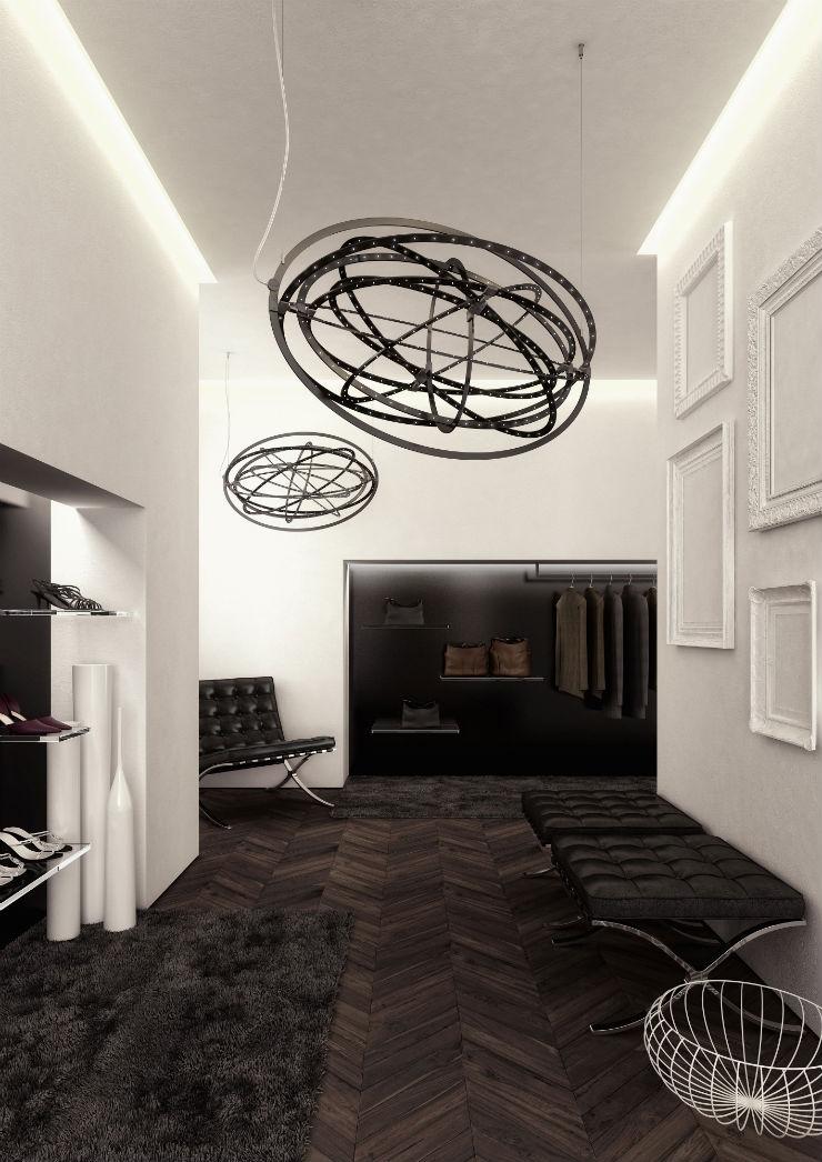 """""""Copernico inspirou essa Luminária""""  5 Luminárias diferentes para a sua sala copernico"""