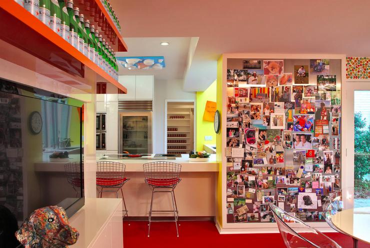 """""""Fotos na cozinha""""  O desafio da lente: decorar com fotografia cozinhacomfotos"""