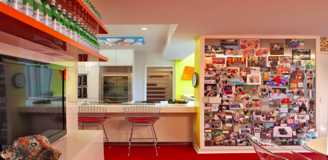 """""""Cozinha com fotos"""""""