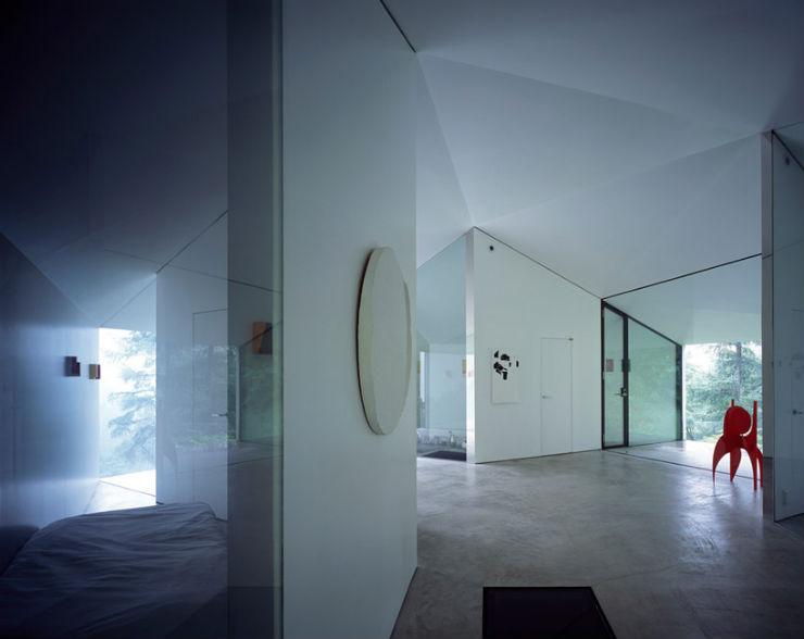 """""""Galeria de arte por Makoto Yamaguchi""""  Makoto Yamaguchi : Criatividade vinda do Oriente makoto yamaguchi gallery karuizawa1"""