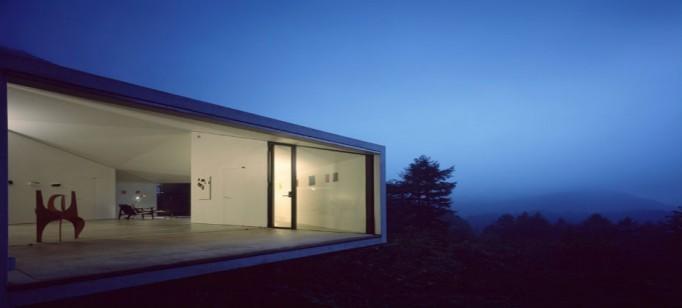 """""""Makoto Yamaguchi e sua galeria nas florestas"""""""