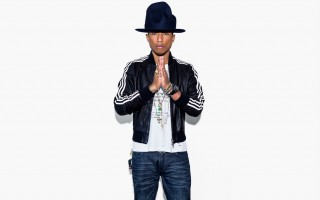 Moda: Pharrell Williams se associa à Adidas