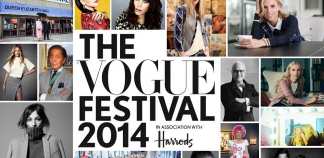 """""""Vogue Festival 2014""""  MODA: Vogue Festival 2014 ou o melhor da moda em Londres voguefestival 655x320"""