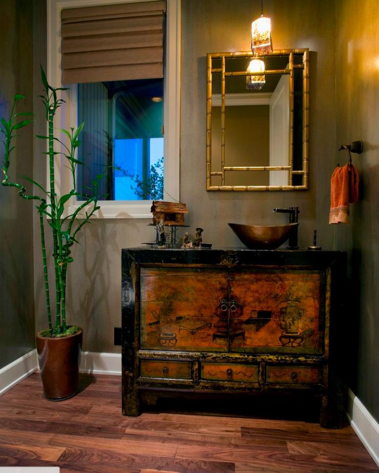 """""""Toilet com decor oriental""""  Dicas para uma decoração com influência oriental wcjapones"""