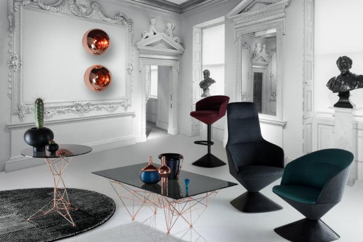 """""""Nova Coleção de Tom Dixon no iSaloni""""  Milão: as mais recentes tendências de decoração  Tom Dixon isaloni"""
