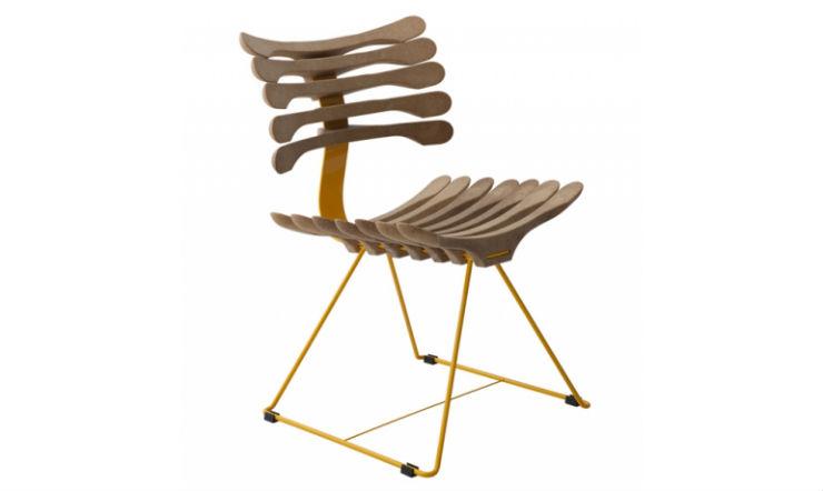 """"""" A lot of, loja de design brasileira""""  Onde comprar: A Lot of, opções de design com toque brasileiro cadeira esqueleto alotof"""