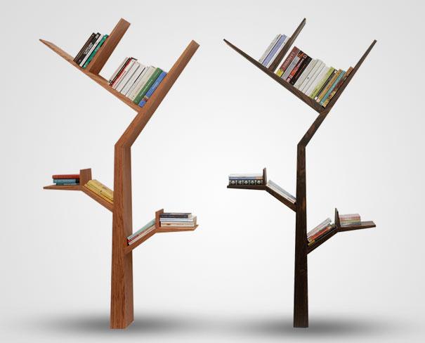 """""""Estante de livros criativas""""  Top 10 estantes de livros criativas creative bookshelves 3 1"""
