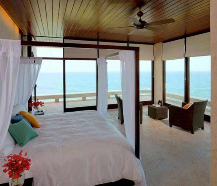 """""""Decoração de Casa de Praia""""  Inspiração: Como decorar a casa de praia quartocasapraia"""