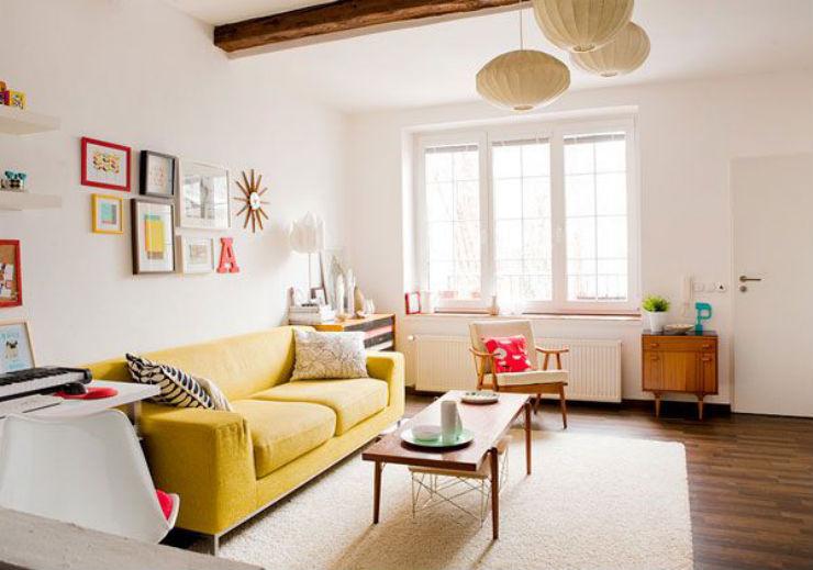 """""""Decoração de salas pequenas""""  Decoração: Como decorar uma sala pequena sala pequena decora    o"""