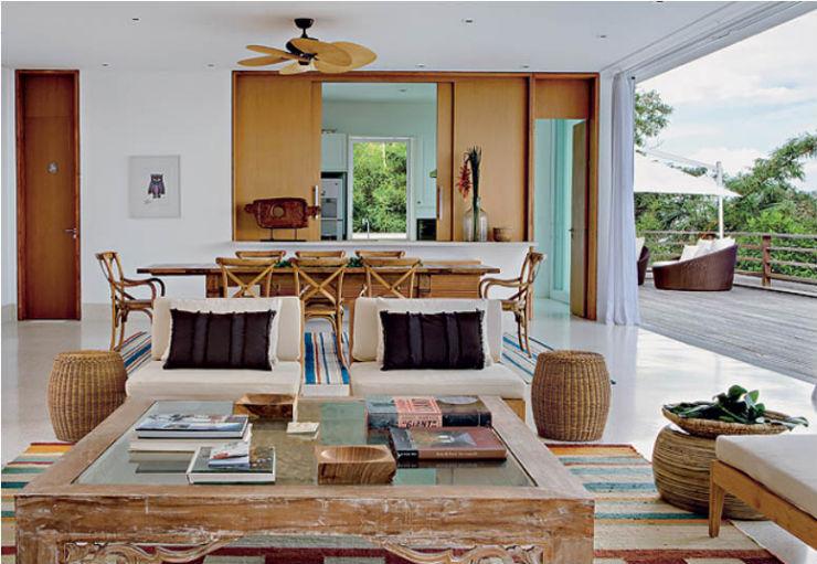 """""""Decoração de Casa de Praia""""  Inspiração: Como decorar a casa de praia salacasapraia1"""