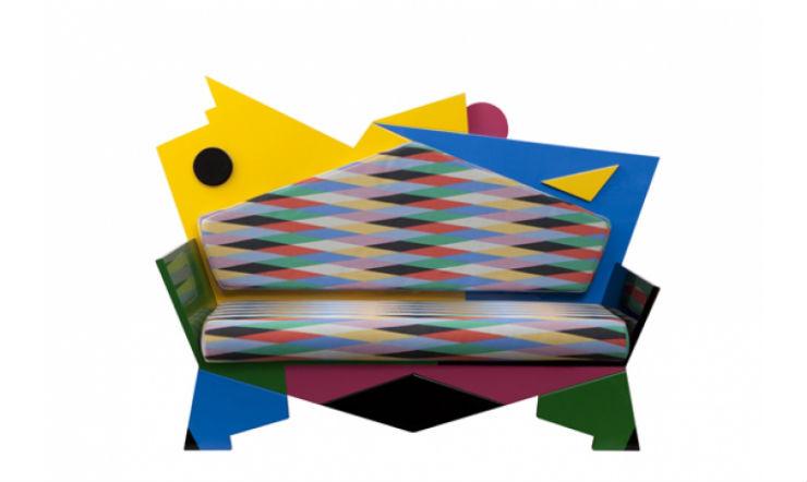 """"""" A lot of, loja de design brasileira""""  Design e Mobiliário: o que ICFF 2014 tem para oferecer sofa k2 alotof"""