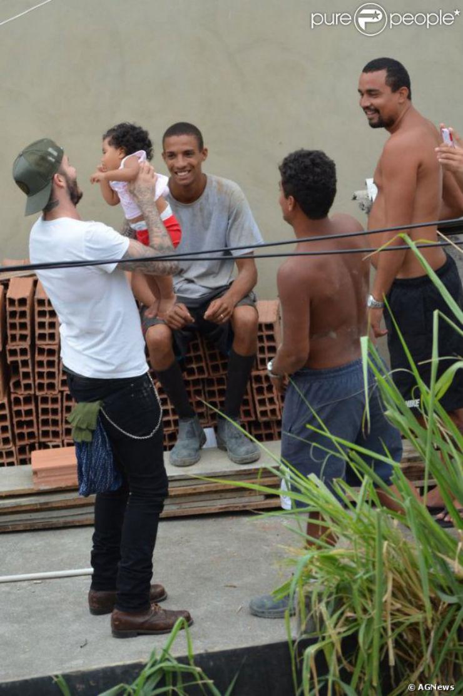 """""""David Beckham compra mansão no Brasil""""  David Beckham compra mansão no Rio de Janeiro DB Brasil"""