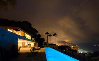 """Casa de sonho no Brasil""  Arquitetura: Casa de sonho de Alex Lerner na Freshome Luxury Villa in Brazil by Studio Arthur Casas 10 320x200"