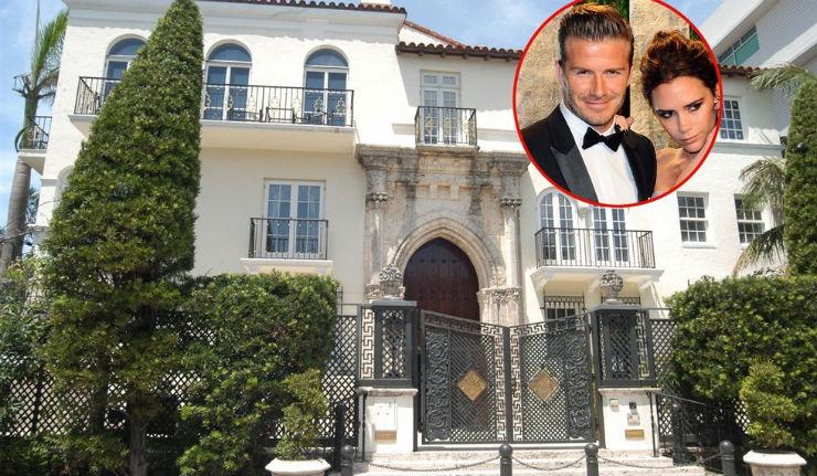 """""""Beckham compra Mansão no Rio""""  David Beckham compra mansão no Rio de Janeiro casa versace beckham"""