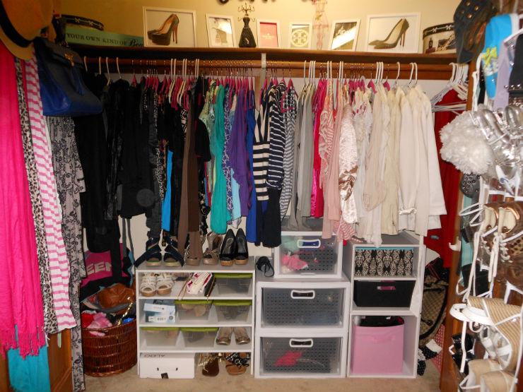 """""""como montar o seu closet""""  Como fazer um closet: tenha o guarda-roupa dos seus sonhos closet3"""