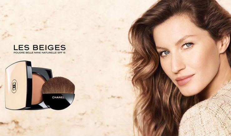"""""""Gisele Bundchen nova cara do Chanel nº5""""  Gisele Bündchen é a nova cara do Chanel nº5 gisele chanel1"""
