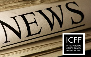 Design e Mobiliário: o que ICFF 2014 tem para oferecer  Design e Mobiliário: o que ICFF 2014 tem para oferecer icff2014 320x200