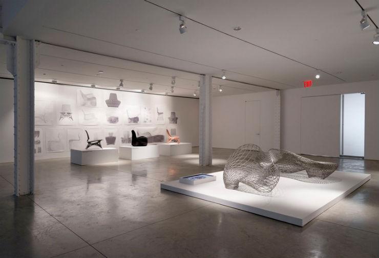 """""""Exposição futurista de design em Nova Iorque""""  Impressão 3D e corte a laser são mote de exposição futurista joris laarman expo1"""