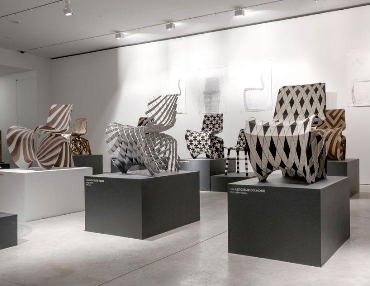 """""""Exposição futurista de design em Nova Iorque""""  Impressão 3D e corte a laser são mote de exposição futurista joris laarman expo3"""
