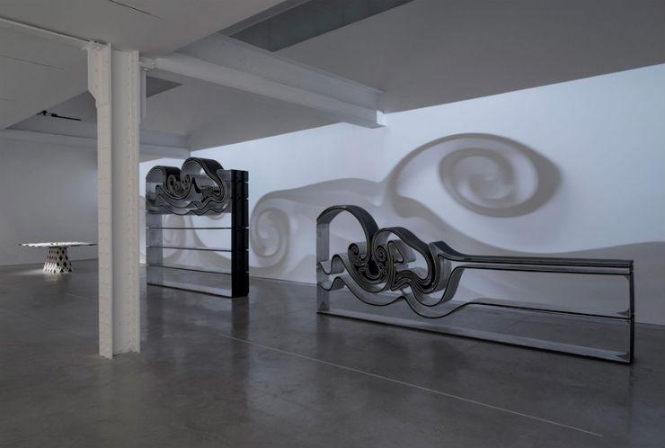 """""""Exposição futurista de design em Nova Iorque""""  Impressão 3D e corte a laser são mote de exposição futurista joris laarman expo5"""