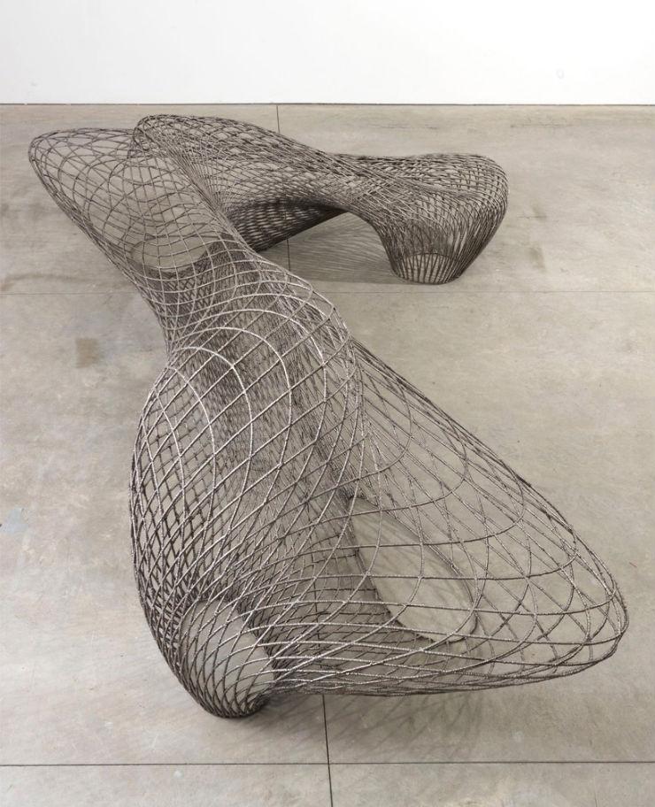 """""""Exposição futurista de design em Nova Iorque""""  Impressão 3D e corte a laser são mote de exposição futurista joris laarman expo7"""