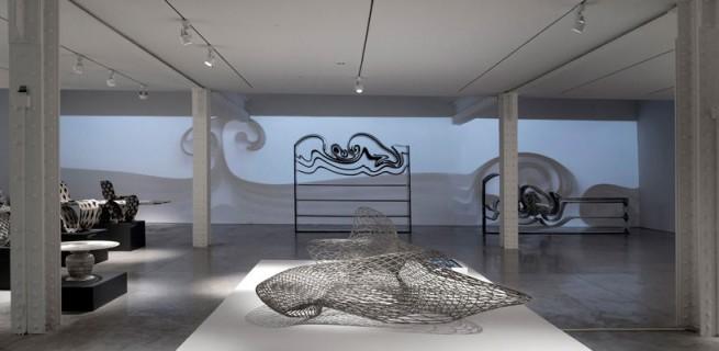 """""""Exposição futurista de design em Nova Iorque"""""""
