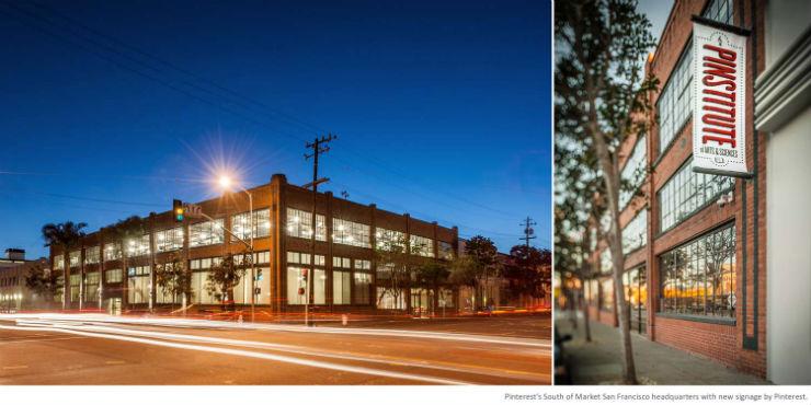 """""""Escritórios do Pinterest""""  Arquitetura e Decoração: os escritórios do Pinterest pinterest 01"""