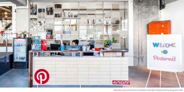 """""""Escritórios do Pinterest""""  Arquitetura e Decoração: os escritórios do Pinterest pinterest 02"""