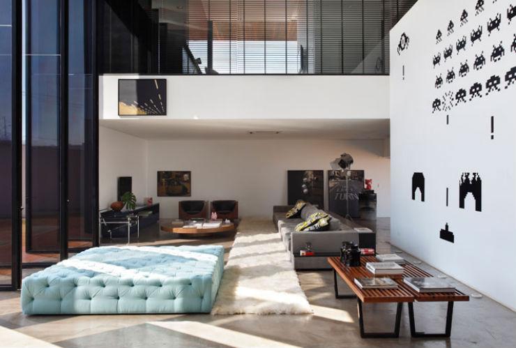 """""""Projeto Guilherme Torres""""  Arquitetura: Quem é o Arquiteto Guilherme Torres? LA HOUSE by Studio Guilherme Torres"""