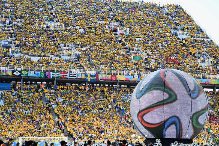 """""""Cerimónia de Abertura da Copa do Mundo 2014""""  Copa do Mundo: os melhores e piores momentos da abertura copa do mundo2014 5"""