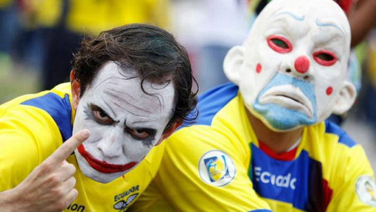 """""""Torcidas na Copa do Mundo 2014""""  As melhores torcidas da Copa do Mundo ecuador"""