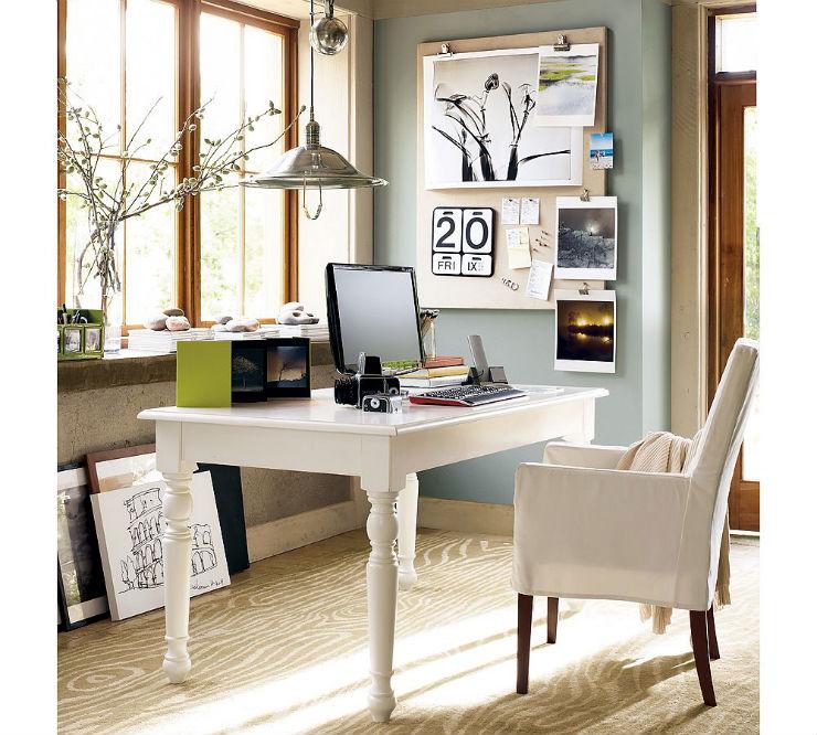 """""""Decoração de escritório""""  Top 10 escritórios para você se sentir inspirado a trabalhar escritorio7"""