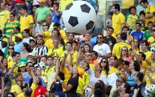 """""""Torcidas na Copa do Mundo 2014"""""""