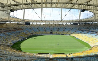 """Estádio do Maracanã, final da Copa do Mundo 2014"""