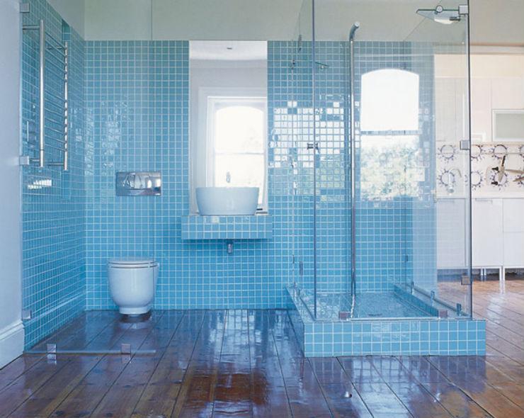 """""""Banheiro em azul""""  Decoração: Os mais bonitos banheiros em azul banheiro em azul2"""