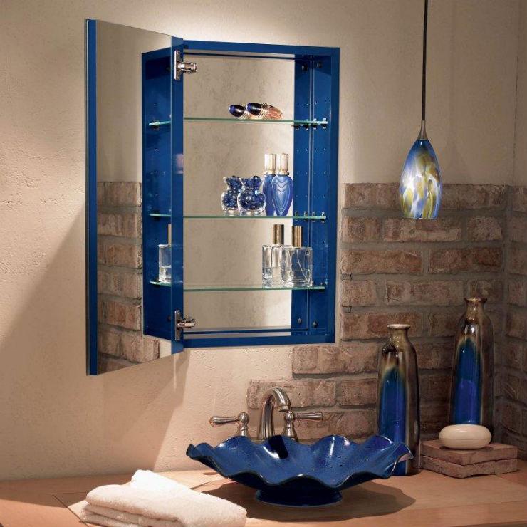 """""""Banheiro em azul""""  Decoração: Os mais bonitos banheiros em azul banheiro em azul9"""