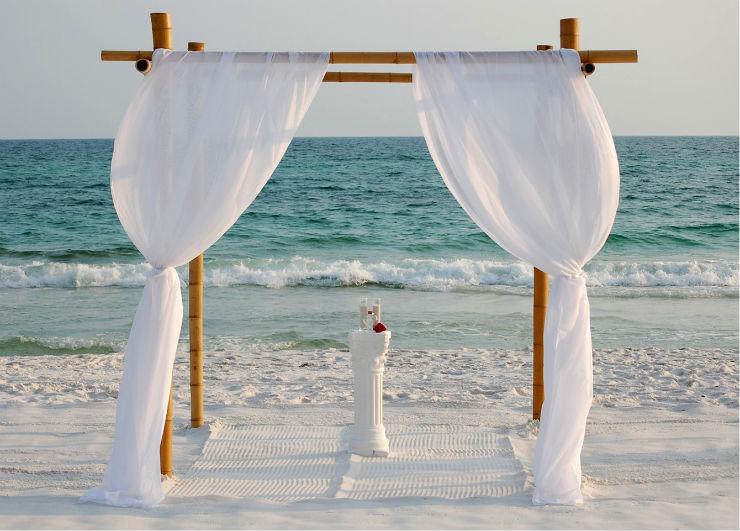 """""""Casamento na praia: dicas""""  Casamentos: dez dicas para casar na praia  casamentopraia1"""