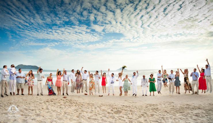 """""""Casamento na praia: dicas""""  Casamentos: dez dicas para casar na praia  casamentopraia2"""