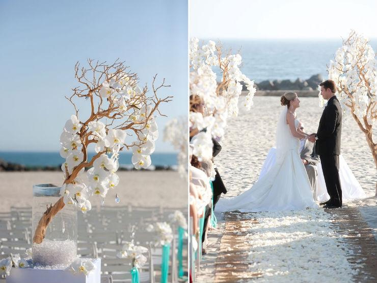 """""""Casamento na praia: dicas""""  Casamentos: dez dicas para casar na praia  casamentopraia7"""