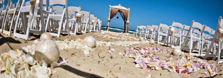 """""""Casamento na praia: dicas""""  Casamentos: dez dicas para casar na praia  casamentopraia8"""