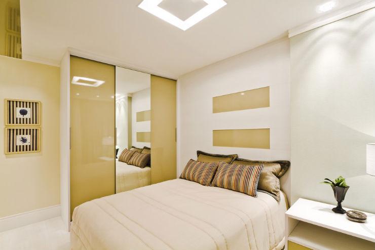 """""""Decoração moderna para apartamento de férias""""  Decoração moderna e funcional para apartamento de férias cobertura moderna6"""